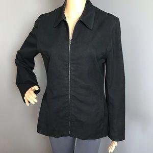 Gap Stretch Blazer Woman's Size 6 Color Black
